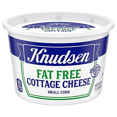 Knudsen Cottage Cheese Fat Free - 16 Oz