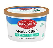 Darigold Small Curd Cottage Cheese - 16 Oz