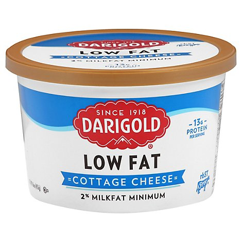 Darigold Low Fat Cottage Cheese - 16 Oz