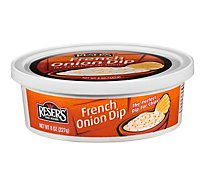 Resers French Onion Dip - 8 Oz