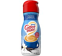 Coffeemate Coffee Creamer French Vanilla - 16 Fl. Oz.