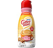 Coffeemate Coffee Creamer Hazelnut Fat Free - 32 Fl. Oz.