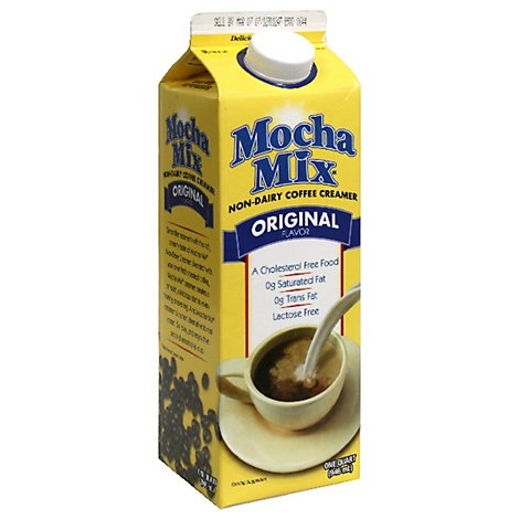 Mocha Mix Non-Dairy Coffee Creamer Original - 32 Fl. Oz.
