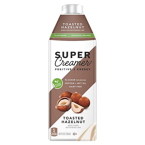Shamrock Farms Half And Half Fat Free 1 Quart - 946 Ml