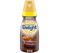 International Delight Coffee Creamer HERSHEYS Chocolate Caramel - 32 Fl. Oz.