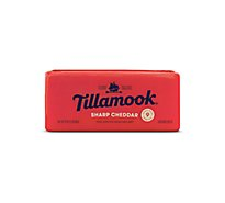Tillamook Sharp Cheddar Cheese Loaf - 32 Oz