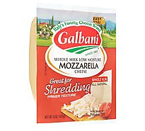 Galbani Whole Milk Mozzarella Cheese - 16 Oz