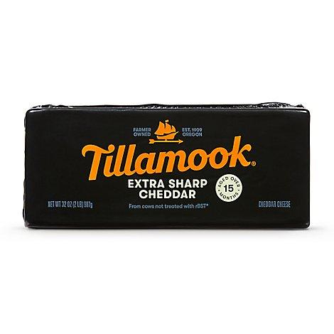 Tillamook Cheese Extra Sharp C - Online
