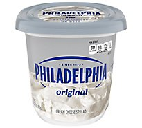 Philadelphia Cream Cheese Spread Original - 16 Oz