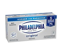 Philadelphia Cheese Cream Original - 8 Oz