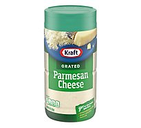 Kraft Cheese Grated 100% Parmesan - 8 Oz