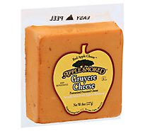 Red Apple Cheese Cheese Gruyere Apple Smoked - 8 Oz