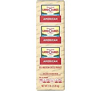 Land O Lakes Cheese American White Sliced To Order - 1.00 LB