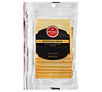 Primo Taglio Cheese Muenster Mild And Creamy Sliced - 8 Oz