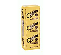 Cooper Sharp American Cheese - 0.50 Lb