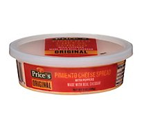 Prices Pimiento Cheese Spread Original 7 oz.