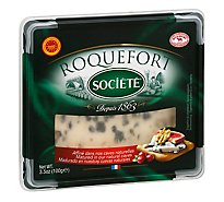 Societe Roqueford Cheese - 3.5 Oz