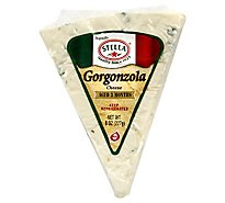 Stella Cheese Gorgonzola Wedge - 8 Oz