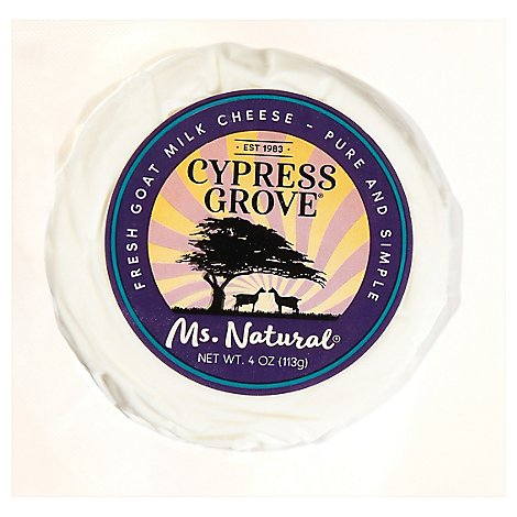 Cypress Grove Goat Cheese - 5 Oz