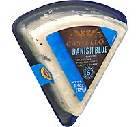 Castello Cheese Traditional The Original Danish Blue - 4.4 Oz