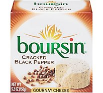 Boursin Pepper Gournay Cheese 5.2 oz.