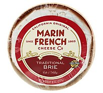 Rouge Et Noir Cheese Brie - 8 Oz