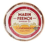 Rouge Et Noir Cheese Camembert Noir - 8 Oz