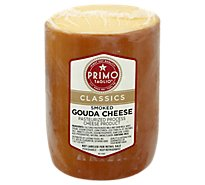 Deli Counter Smoked Gouda Cheese Deli - 1.00 Lb