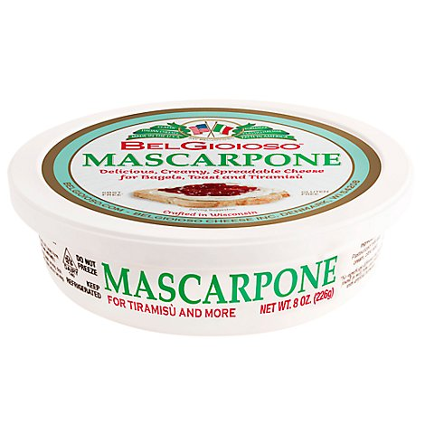 BelGioioso Cheese Mascarpone - 8 Oz