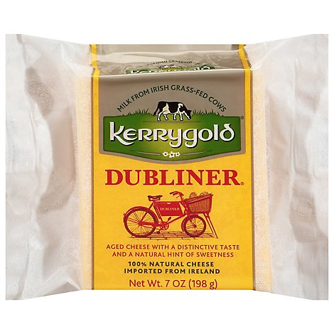 Kerrygold Dubliner Cheese - 7 Oz.