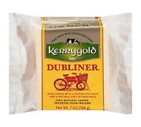 Kerrygold Natural Cheese Dubliner - 7 Oz