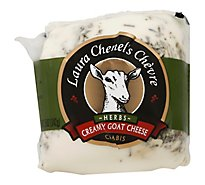 Laura Chenels Cheese Chabis Herb - 5 Oz