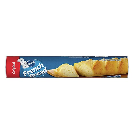 Pillsbury French Bread Crusty French Loaf - 11 Oz