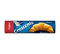 Pillsbury Crescents Dinner Rolls Original 8 Count - 8 Oz