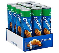 Pillsbury Crescent Dinner Rolls Reduced Fat 8 Count - 8 Oz