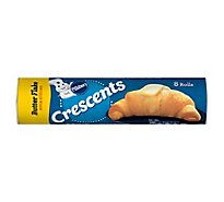 Pillsbury Crescent Dinner Rolls Butter Flake 8 Count - 8 Oz