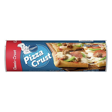 Pillsbury Pizza Crust Classic - 13.8 Oz