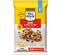 Toll House Cookie Dough Mini Chocolate Chip - 16.5 Oz