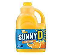SunnyD Citrus Punch Orange Flavored - 1 Gallon