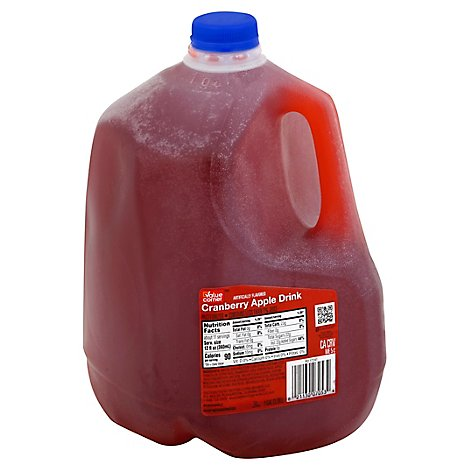 Pantry Essentials Drink Cranberry Apple Chilled - 128 Fl. Oz.
