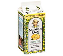 Newmans Own Lemonade Old Fashioned Chilled - 59 Fl. Oz.