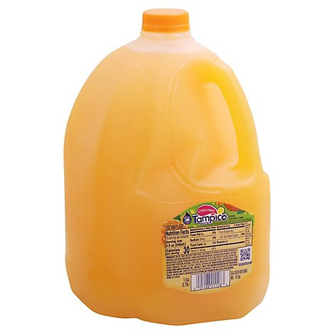 Tampico Punch Citrus - 128 Fl. Oz.