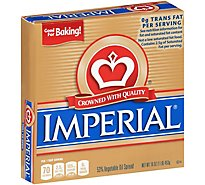 Imperial Spread 53% Vegetable Oil - 16 Oz