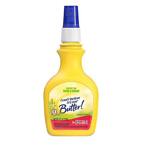 I Cant Believe Its Not Butter! Cooking Spray Original - 8 Oz