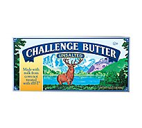 Challenge Butter Unsalted - 16 Oz
