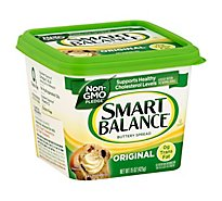 Smart Balance Buttery Spread Original - 15 Oz