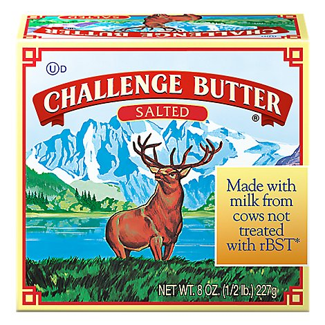 Challenge Butter Salted - 8 Oz