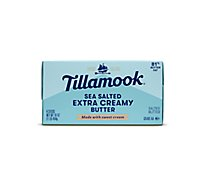 Tillamook Sweet Cream Butter Grade AA Quarters - 16 Oz