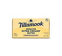 Tillamook Unsalted Butter - 16 Oz