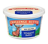 Challenge Whipped Butter Salted - 8 Oz